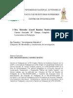 Docencia, Participación y Currículo 16