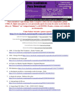 Livros Acadêmicos Para Download
