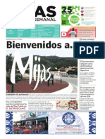 Mijas Semanal nº613 Del 12 al 18 de diciembre de 2014