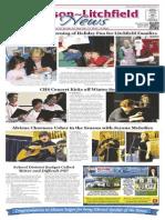 Hudson~Litchfield News 12-12-2014