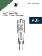 Manual Medidor Redox