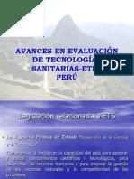 PERU Presentacion Sit Ets Ag 2009