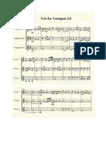 Trio for Trumpets