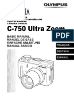 C750UZ Basic Manual