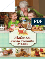 Grandma Molasses Cookbook