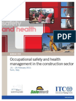 Occupational Safety and Health International Training Centre ILO