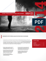 Global Trend Reports Project and Change - H1 2014