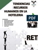 retos y tendencias de los recursos humanos en hoteleria