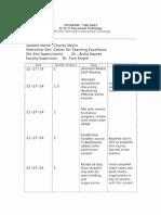 internship time sheet educational technology communication