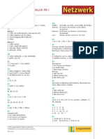 Netzwerk_A1.1_Loesungen.indd - Lösungen AB A1.1
