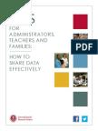Data Tip Sheets