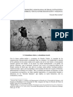 Gonzalo Díaz Letelier - Racismo y Necropolítica de Israel en Palestina 2014