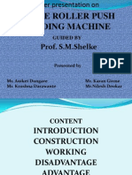 Pipe Bending Machine