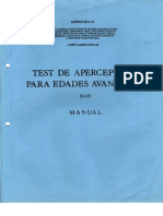 3.SAT Manual Test de Apercepcion Para Edades Avanzadas
