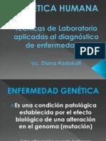 Técnicas de Biología Molecular 2014