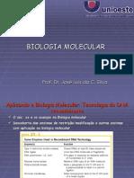 Aula 03 Tecnologia Do DNA Recombinante Farmacia