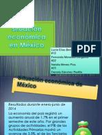 Situación Económica en México