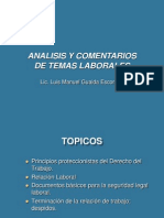 Temas Laborales