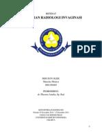 GAMBARAN RADIOLOGI INVAGINASI, dr. Pherena Amalia, Sp. Rad
