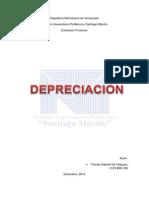 Depreciacion Ing. Económica