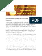 DOCTRINA ONTOLÓGICA FUSIONADA A LA TEOLOGÍA GENERAL.docx