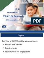 Esea Flex Renewal Dess