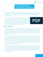 Tercer Foro de Transparencia 2012 - Programa