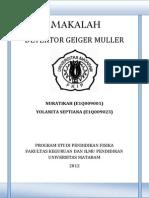 94853219 Detektor Geiger Muller