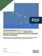 SGS ISO 26000 White Paper February 2011