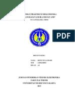 laporan mekatronika job 4