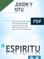 REFLEXION Y ESPIRITU.pptx