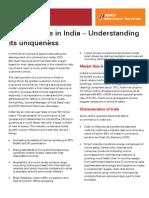 Ecommerce in India Unique