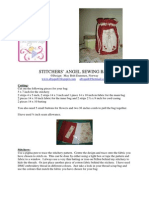 Angel Stitchers Sewingbagmaybritt