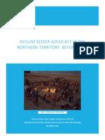 asylum seeker needs in the northern territory- beyond 2014