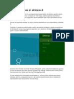 Crear Particiones en Windows 8