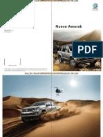 Volkswagen Nueva Amarok Descripcion