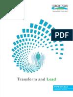 PGPM Chennai Admission Brochure