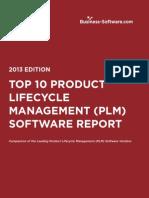 Top 10 PLM Report