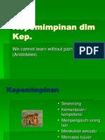 Kepemimpinan dlm Kep.ppt