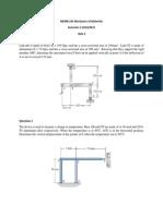 MEMB 243 - Quiz 2 - Section 3B - Solution