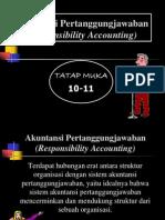 akuntansi pertanggungjawaban