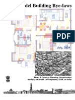 Publication Model Building Bye Laws2004