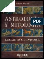 Teresa Andreu Astrologia y Mitologia