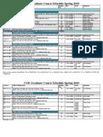 10S Graduate Schedule v3