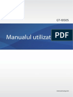 Samsung i9505-Manual Utilizare