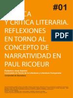 Poética y crítica literaria