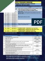 Takwim Semester i Sesi 2014-2015 - Dwibahasa