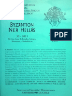 Ritmo y espacio en la pintura bizantina