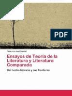 Ensayos de Teoría de La Literatura y Literatura Comparada