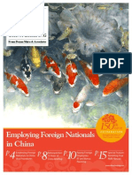 Employing Foreign Nationals in China - Preview